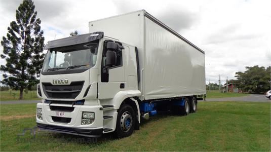 2015 Iveco Stralis ATi360 - Trucks for Sale