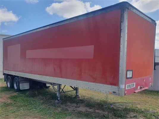 2005 Vawdrey VB52 - Trailers for Sale