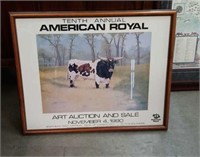 10th annual American Royal art auction and sale