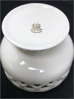 Lenox pierced bowl