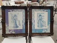 Bundle of nicely framed Prints