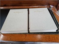 Set of 2 lg.coffee table books/ THE SISTINE