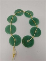 Strand of Asian Stone pieces