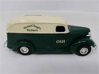 OSH orchard supply hardware diecast Bank