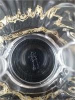 "Lalique vase as is / 4""×4 1/2"""