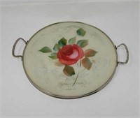 12 inch rose tray made in Germany