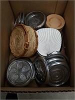 Box of coasters