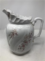 Large French pitcher