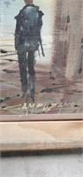 Jose Luis Campuzano Painting