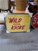 Wild for kicks picture
