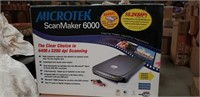 Microtek scanmaker in original box appears to be