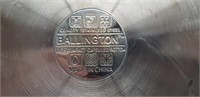 Ballington 20 quart low pot stainless steel with