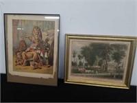 "Bundle of wall art/ prints, 13""×10"",11""×14"""