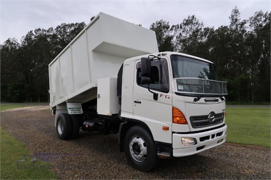 2010 Hino 500 Series 1527 FG - Trucks for Sale