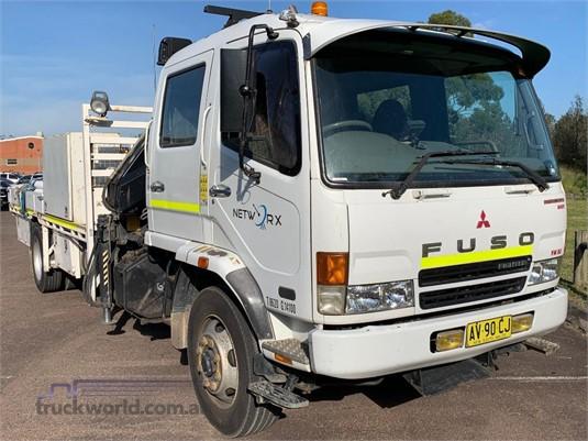 2007 Mitsubishi Fuso Fighter Fm8.0 - Trucks for Sale