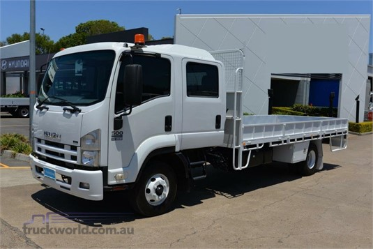 2010 Isuzu FRR 500 East Coast Truck and Bus Sales - Trucks for Sale