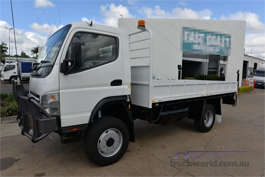 2011 Mitsubishi Canter FG East Coast Truck and Bus Sales - Trucks for Sale