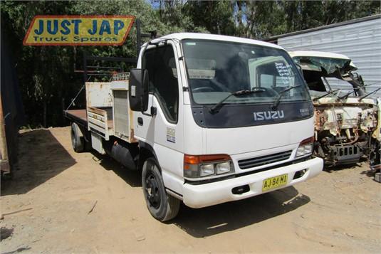 2000 Isuzu NPR Just Jap Truck Spares - Trucks for Sale