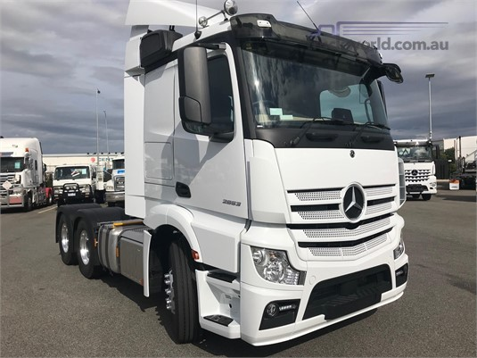 2020 Mercedes Benz other - Trucks for Sale