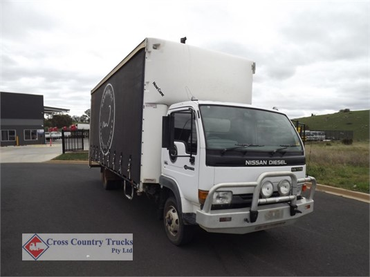 2004 UD MK175 Cross Country Trucks Pty Ltd  - Trucks for Sale