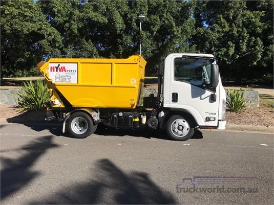 2018 Isuzu NLR - Trucks for Sale