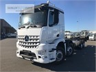 2020 Mercedes Benz Actros 3253L Cab Chassis