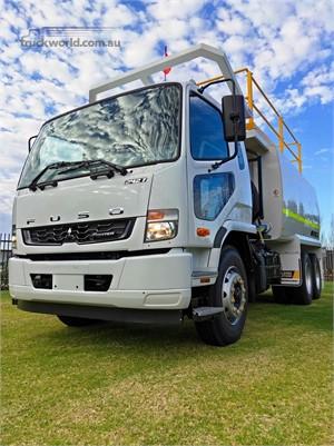 2020 Fuso Fighter 2427 - Trucks for Sale