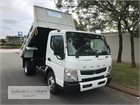 2019 Fuso Canter 515 Wide Tipper