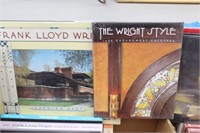 Frank Loyd Wright Book Collection