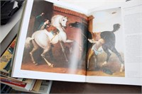 Lrg The Horse Coffee Table Book Plus