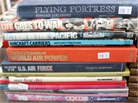Time Life Epic of Flight Books, Plus Flight Book
