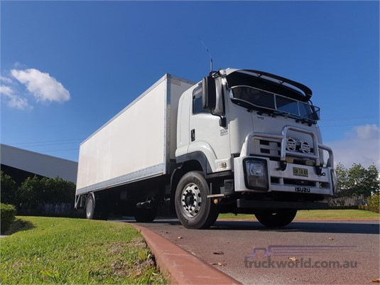 2012 Isuzu FVD 1000 - Trucks for Sale