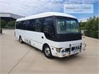 2010 Fuso Rosa Deluxe School Bus