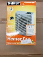 Compact heater fan. New in opened box.