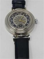 "Omega  manual windup watch 2"" diameter"