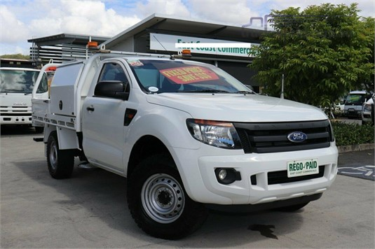 2015 Ford Ranger Px Xl Plus - Light Commercial for Sale