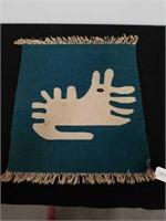 Native tapestry 19 x 24