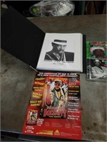 RAY MOORE BROWN aka DOLEMITE Vintage Collectibles