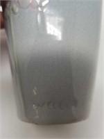 """Weller Etna art pottery vase 3""""×7"""""""