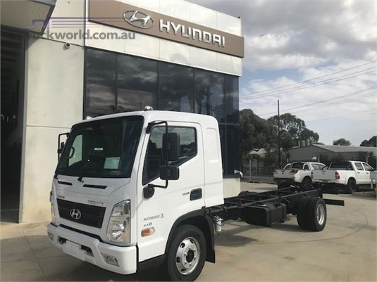 2019 Hyundai Ex9 Mighty Adelaide Quality Trucks & AD Hyundai Commercial Vehicles - Trucks for Sale