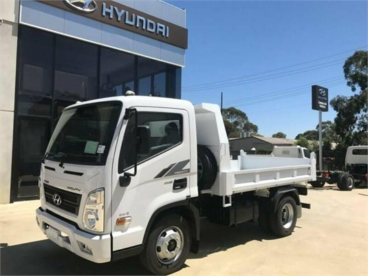 2020 Hyundai Mighty EX4 SWB Factory Tipper - Trucks for Sale