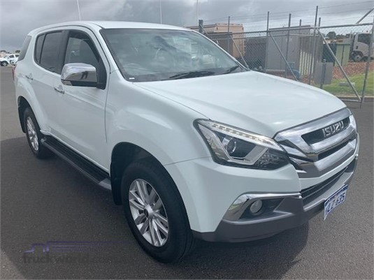 2018 Isuzu Mu-X - Light Commercial for Sale