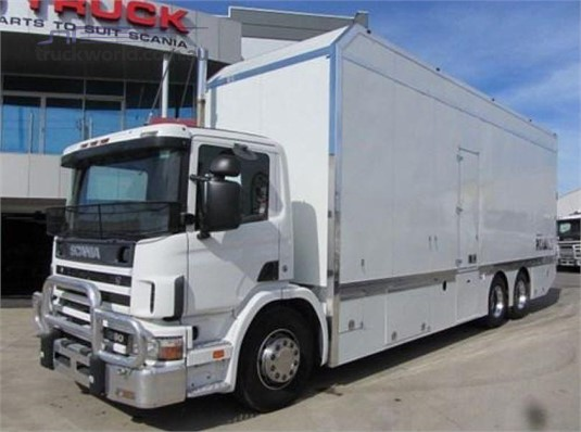 1998 Scania P94D/DB/G/L/M - Trucks for Sale