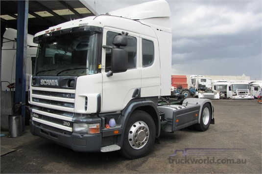 1997 Scania P94D - Trucks for Sale