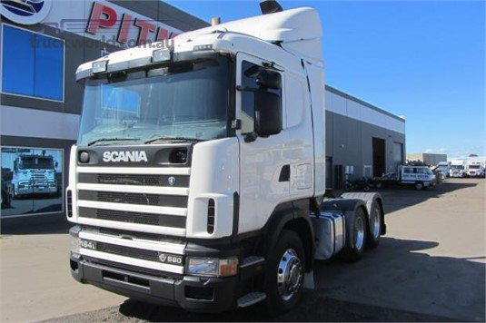 2005 Scania other - Trucks for Sale