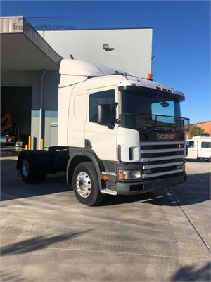 2000 Scania P124G/H/L/LA - Trucks for Sale