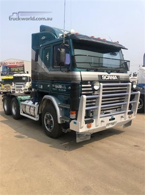1991 Scania other - Trucks for Sale