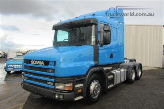 2004 Scania other - Trucks for Sale