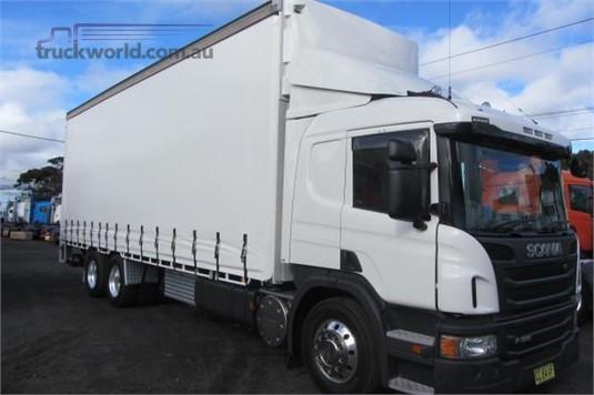 2014 Scania P320 - Trucks for Sale