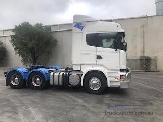 2015 Scania R730 - Trucks for Sale